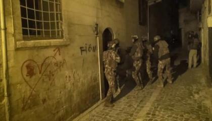 اعتقال 7 مواطنين في شانلي أورفا بتهمة الانتماء لجولن