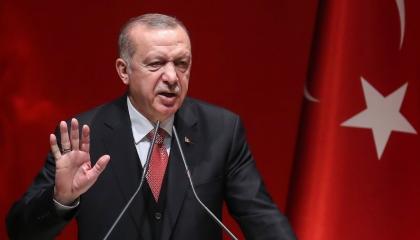 أردوغان لم نأخذ قرشًا من شعبنا مقابل اللقاح مثلما فعلت الدول المتقدمة!