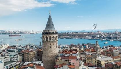 وزارة السياحة التركية ترفع رسوم زيارة «برج جالاتا» بنسبة 333 %