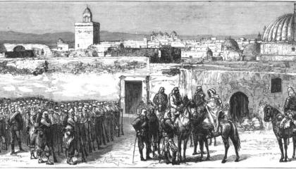 العثمانيون في «هذه تونس» (3): الاحتلال الفرنسي بعِلم تركيا