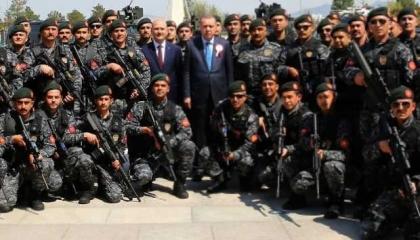 «جيش أردوغان الخاص».. مجموعة القراصنة الدولية تفضح فساد الرئيس التركي