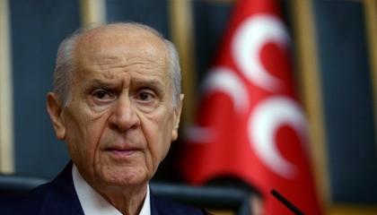 الحليف الأصغر لأردوغان يتهم المحكمة الدستورية التركية بدعم الإرهاب