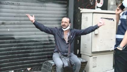 بالصور.. سائح عماني يتعرض للسرقة والضرب في إسطنبول ويتهم الشرطة بالتواطؤ