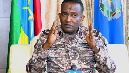 قائد سلاح الجو الإثيوبي: لا نغفل عن حراسة سد النهضة لحظة واحدة