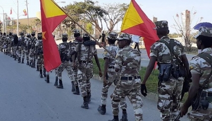 «جبهة تحرير تيجراي» في وضعية تمكنها من الزحف نحو أديس أبابا