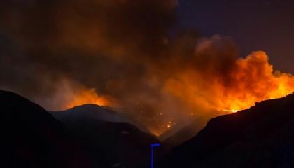 «الشعب» التركي يطالب وزير الزراعة بالاعتذار عن تسببه بحرائق أنطاليا
