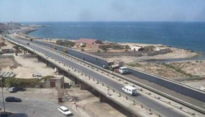بالصور... تأمين الطريق بين شرق ليبيا وغربها