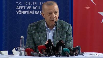 أردوغان: تركيا الأفضل في التعامل مع الحرائق وسنحاسب مشعليها بأقسى العقوبات