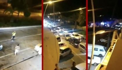 بالفيديو.. موكب أردوغان يعطل سيارات الإطفاء في شوارع موغلا
