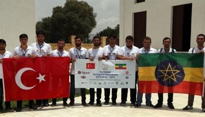 مؤسسة «تيكا» التركية تتعهد بتدريب وتأهيل الطلاب الإثيوبيين