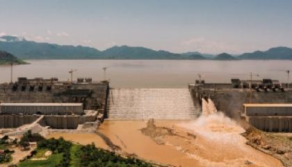 الإثيوبيون يجمعون 132 ألف دولار أمريكي لدعم بناء سد النهضة في 48 ساعة