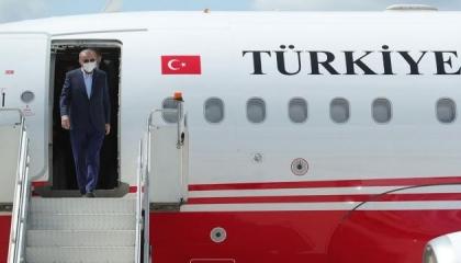 أردوغان يغادر إلى أمريكا لحضور اجتماعات الأمم المتحدة