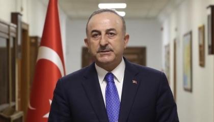 وزير الخارجية التركية يلتقينظرائه النيبالي واللبناني والعراقي في صربيا