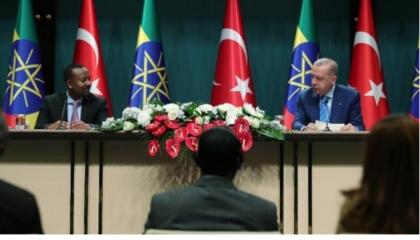 أردوغان: مستعدون للوساطة بين السودان وإثيوبيا لحل النزاعات