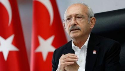 زعيم المعارضة التركية يدعو بلاده للصلح مع مصر ودول الشرق الأوسط