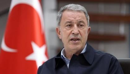 نائب أردوغان يعزي في مقتل جنديين تركيين بسوريا.. ووزير الدفاع يعد بالانتقام