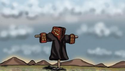 كاريكاتير: القضاء التركي.. «خيال مآتة»!
