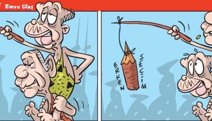 كاريكاتير: أردوغان تحت سيطرة «الحليف الأصغر»!