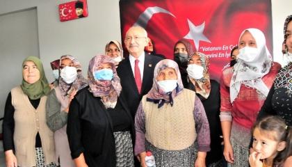 زعيم المعارضة التركية: بلادنا أصبحت مأوى للاجئين الأفغان