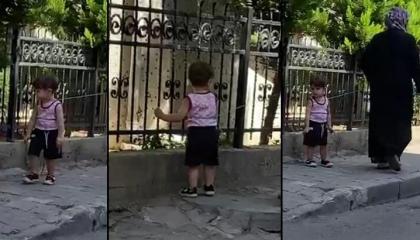 رواد السوشيال ميديا ينتقدون تصرف أم تركية.. ماذا فعلت بطفلها؟