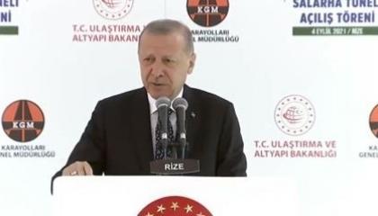 أردوغان لزعيم المعارضة: لم تزرع شجرة واحدة لهذا البلد