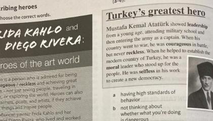 قبرص تمزق تاريخ أتاتورك