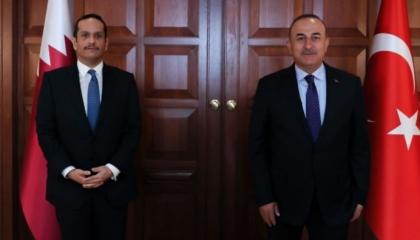 تركيا وقطر تناقشان التطورات الأفغانية في أنقرة