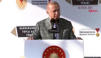 أردوغان: وفرنا فرص عمل لـ9.5 مليون مواطن خلال 19 عامًا