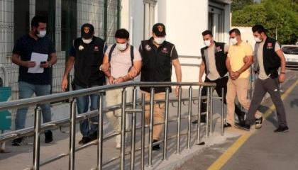 الأمن التركي يلقي القبض على 9 أشخاص بمحافظة موغلا بزعم انتمائهم لمنظمة جولن