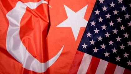 تركيا وأمريكا تجريان محادثات سياسية حول القضايا الإقليمة.. الخميس
