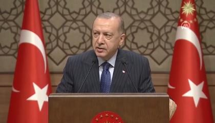 أردوغان: تركيا حققت أعلى معدلات النمو في العالم