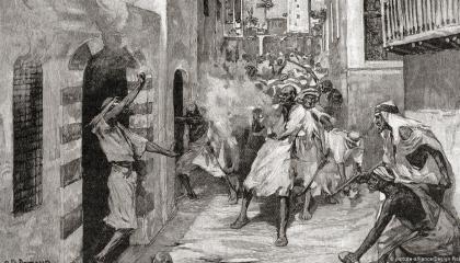 العثمانيون في مذابح الشام 1860: سرقوا تعويضات الضحايا وأخفوا أدلة الإدانة