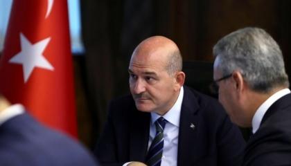 وزير الداخلية التركي يبحث مع نظيره الألماني القضايا الإقليمية