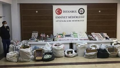 ضبط عقاقير مزيفة لعلاج فيروس كورونا في إسطنبول