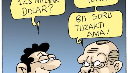 كاريكاتير: في أوهام أردوغان.. تركيا خالية من الأزمات!