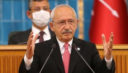 زعيم المعارضة التركية يتوجه للبنك المركزي اعتراضًا على سياساته النقدية