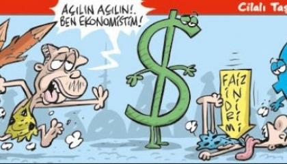 كاريكاتير: الليرة في القاع.. وأردوغان خبير تركيا الاقتصادي!