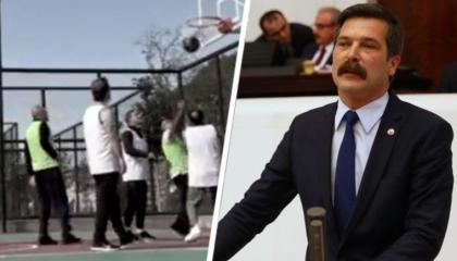 رئيس حزب معارض يتحدى أردوغان في كرة السلة: المهزوم يغادر البلاد للأبد