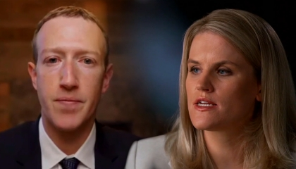 تعرف على المرأة التي كبدت فيسبوك خسائر بنحو 50 مليار دولار