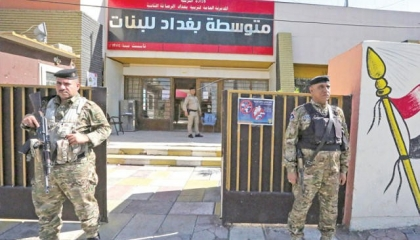 العراق يبدأ التصويت الخاص في الانتخابات البرلمانية