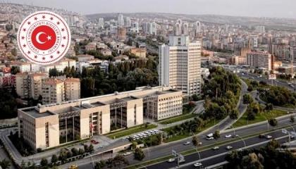 تركيا تدين الهجوم الإرهابي على موكب محافظ عدن