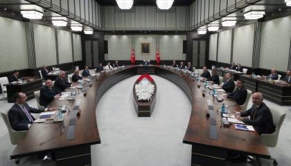 تفشي كورونا وأزمات شرق المتوسط.. تفاصيل اجتماع الحكومة التركية في أنقرة