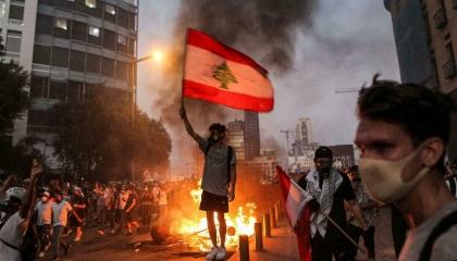 حزب الله وحركة أمل: «القوات اللبنانية» مارست القنص المباشر ضد متظاهري بيروت