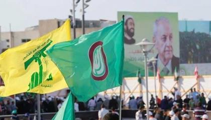 عناصر مسلحة من حزب الله وحركة أمل تنتشر في شوارع بيروت