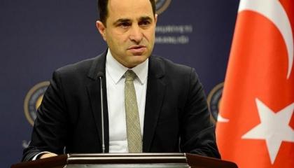 «ليس لأحد أن يعطينا أوامر».. الخارجية التركية ترد على بيان سفراء أوروبا