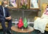 جاويش أوغلو، والأمير فيصل بن فرحان آل سعود