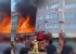 حريق بمبنى بمدينة إسطنبول
