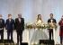 حفل زفاف ابنة وزير الخارجية التركي