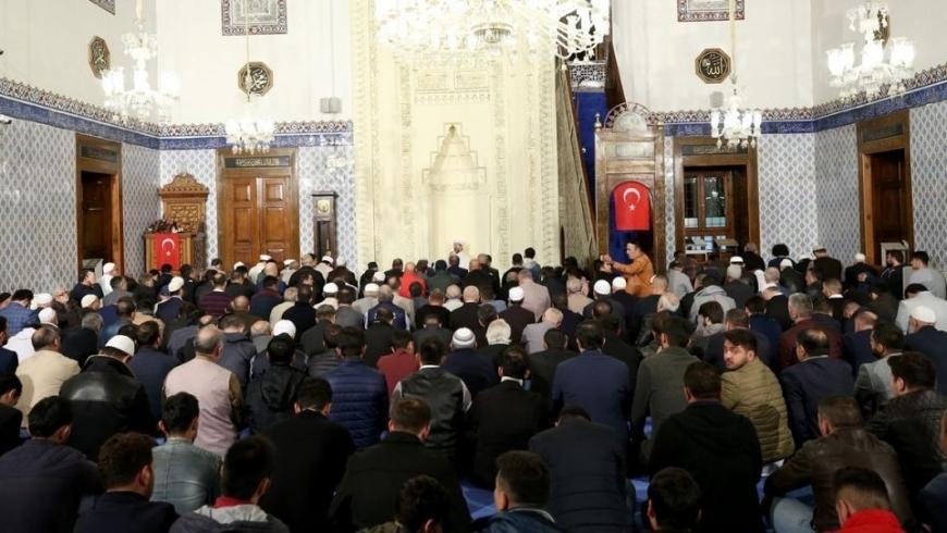 مساجد تركية