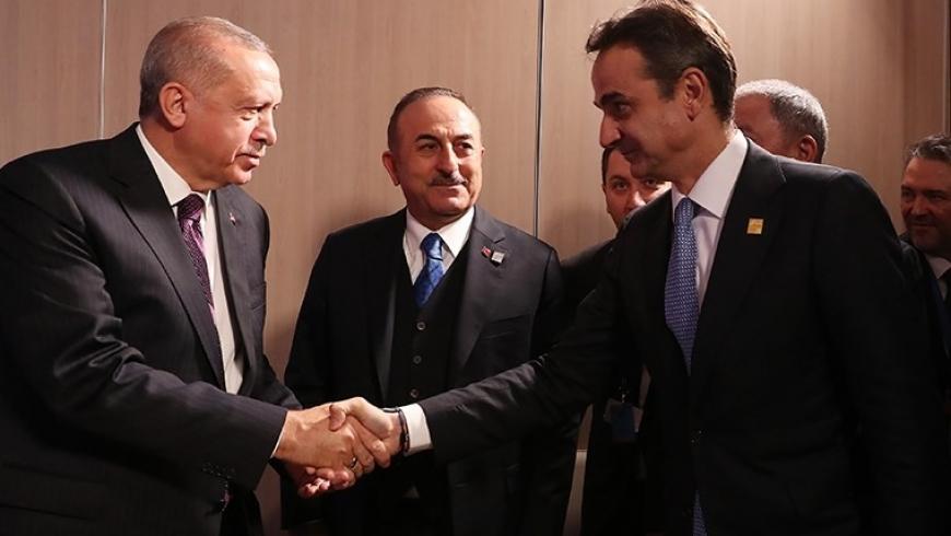 أردوغان وميتسوتاكيس